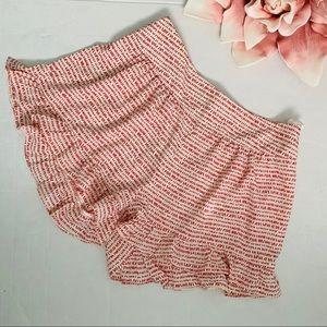 NWT TCEC Boho Chic Shorts